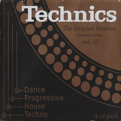 Technics The Original Sessions Vol. 3