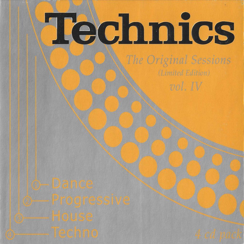 Technics The Original Sessions Vol. 4