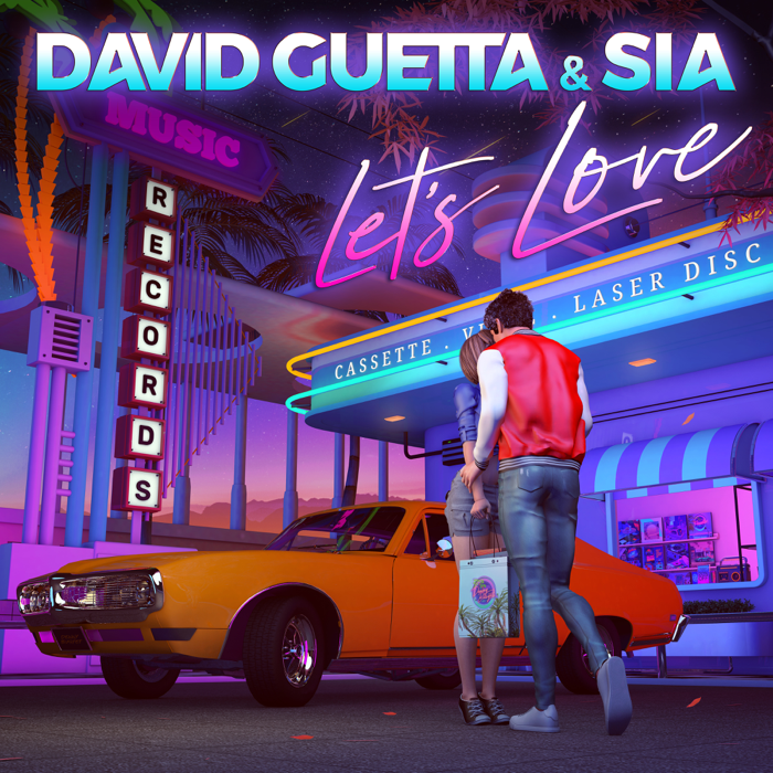 David Guetta And Sia – Let's Love