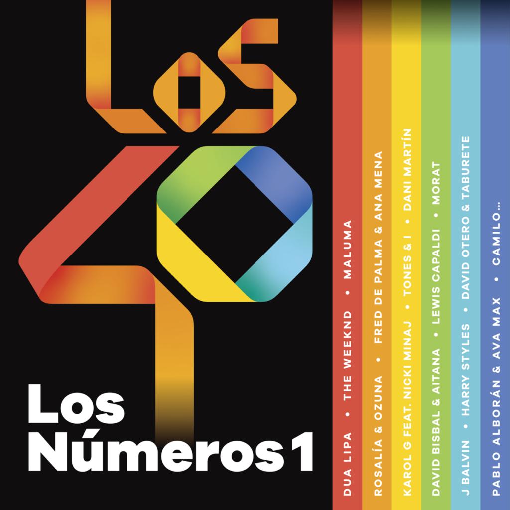 Los Nº 1 De 40 Principales 2020