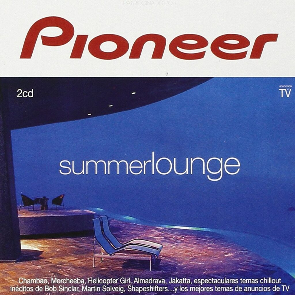 Pioneer Summer Lounge