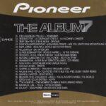 Pioneer The Album Vol. 7 Blanco Y Negro Music 2006