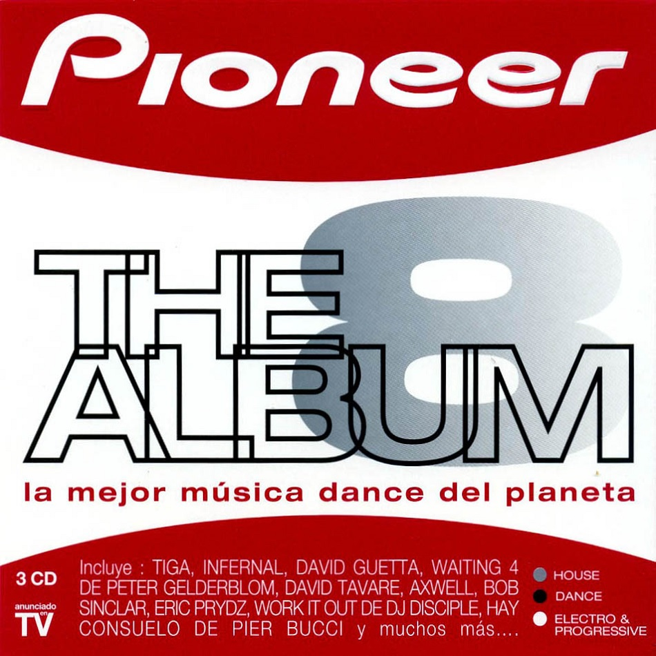 Pioneer The Album Vol. 8