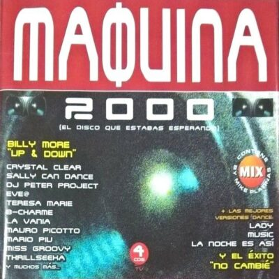 Maquina 2000
