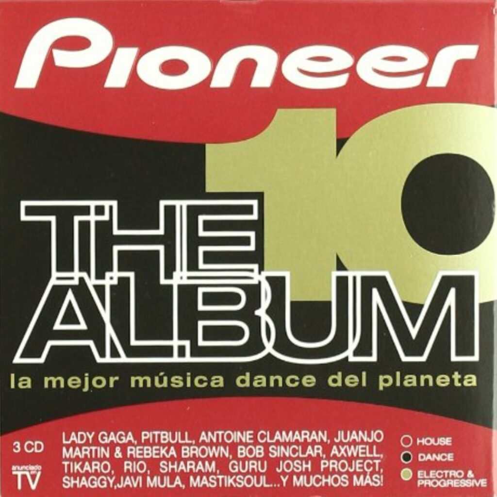 Pioneer The Album Vol. 10