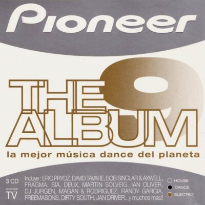 Pioneer The Album Vol. 9