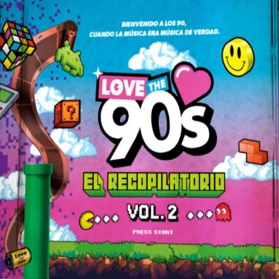 Love The 90's Vol. 2