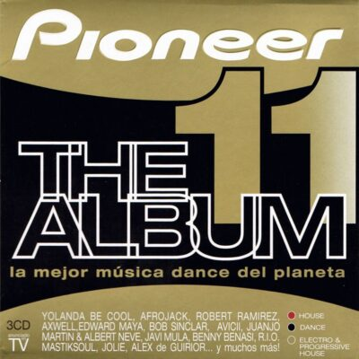 Pioneer The Album Vol. 11