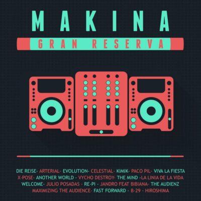 Makina Gran Reserva