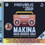 Makina Gran Reserva Gold 2021 Blanco Y Negro Music Previous Records