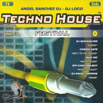 Techno House Festival Vol. 2