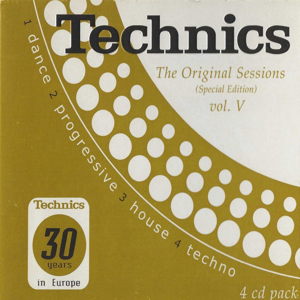 Technics The Original Sessions Vol. 5