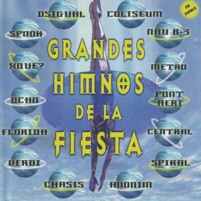 Grandes Himnos De La Fiesta