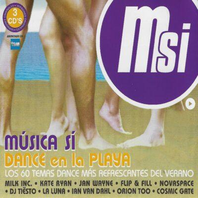 Música Sí – Dance En La Playa