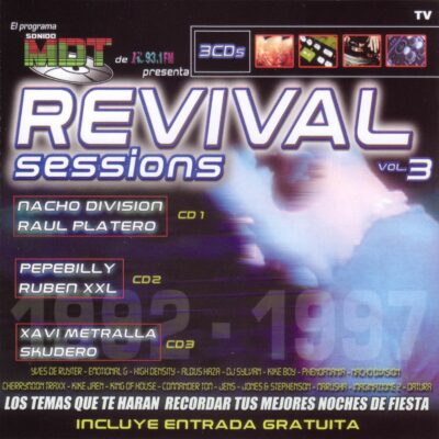 Revival Sessions Vol. 3