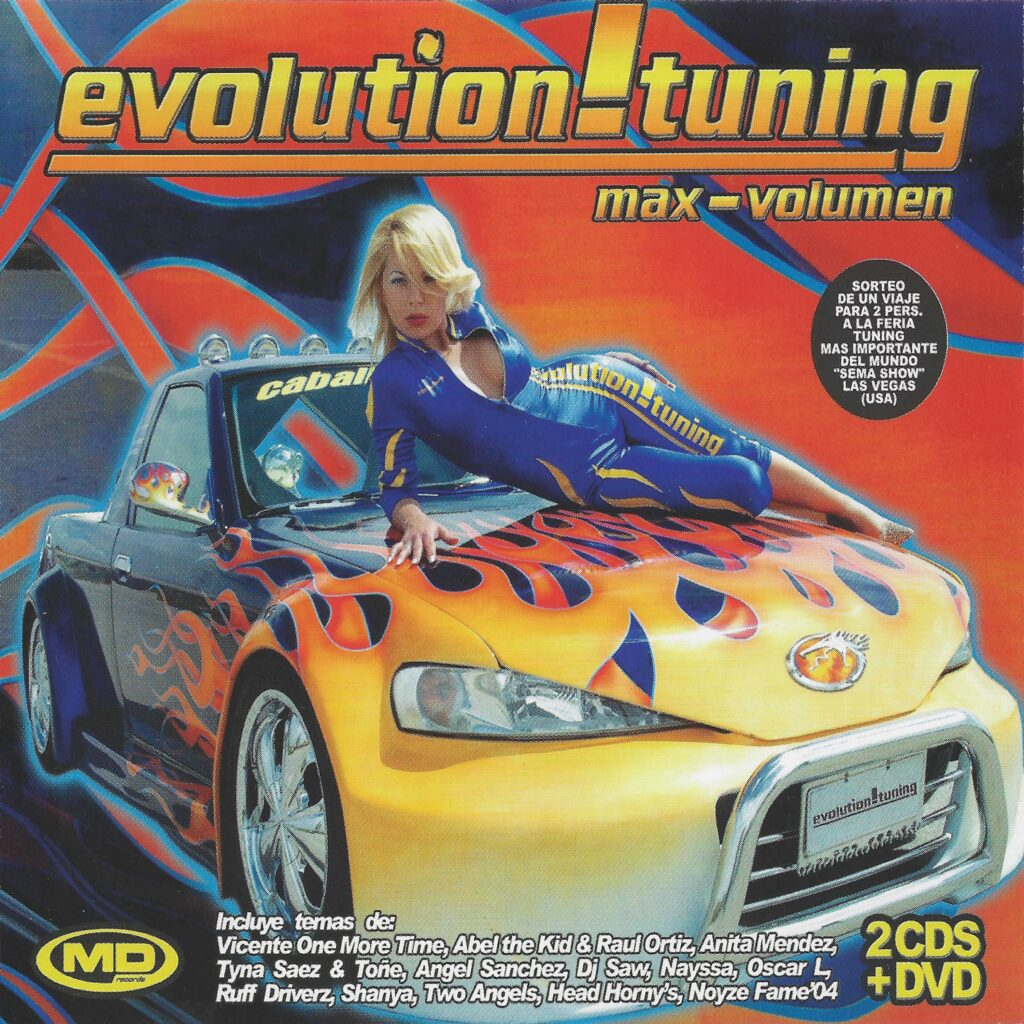 Evolution Tuning Max-Volumen
