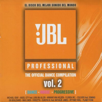 JBL Professional Vol. 2