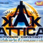 Attica - Actividad Constante 2000 Energy Network