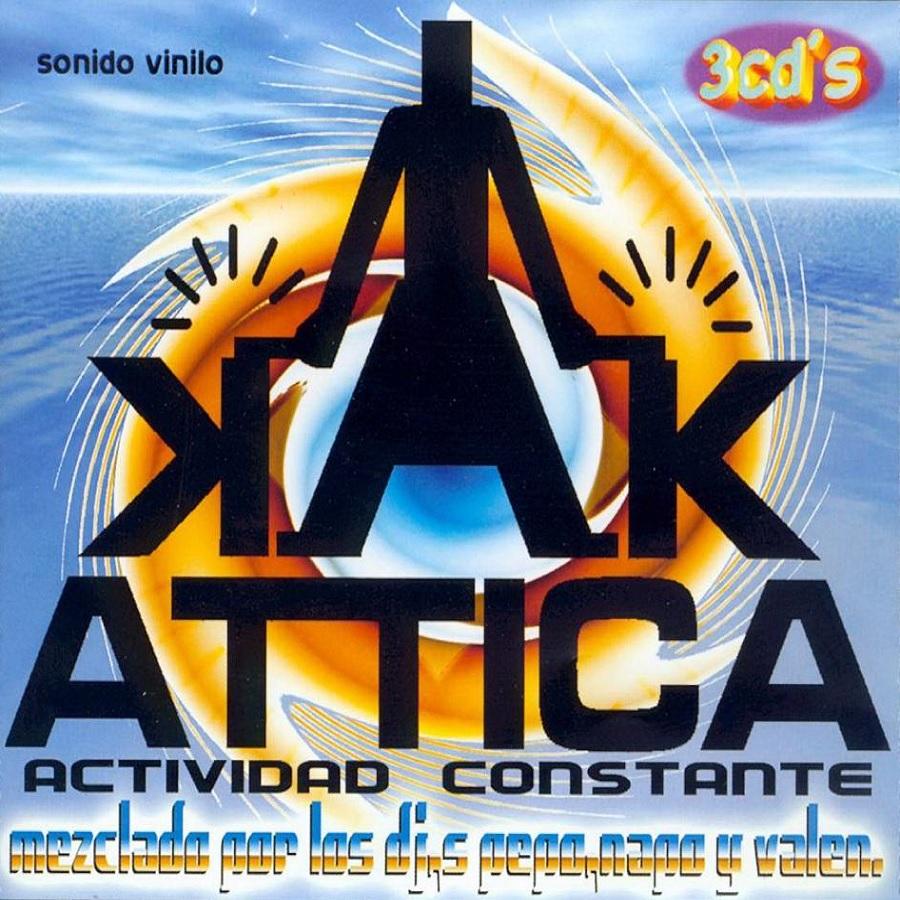 Attica – Actividad Constante