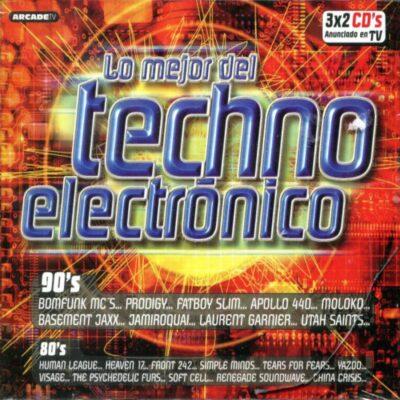 Lo Mejor Del Techno Electrónico