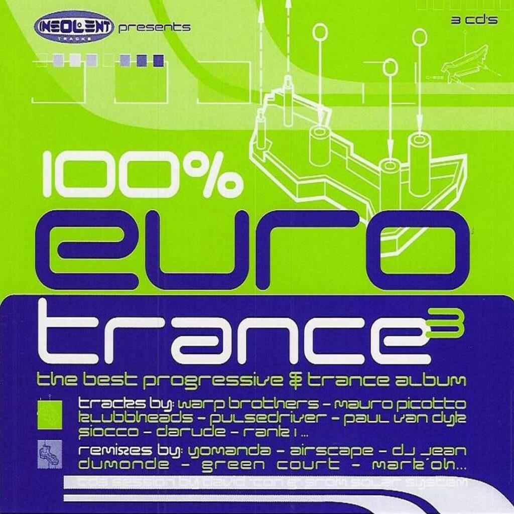 100% Eurotrance 3