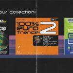 100% Eurotrance 4 Blanco Y Negro Music 2001 Insolent Tracks