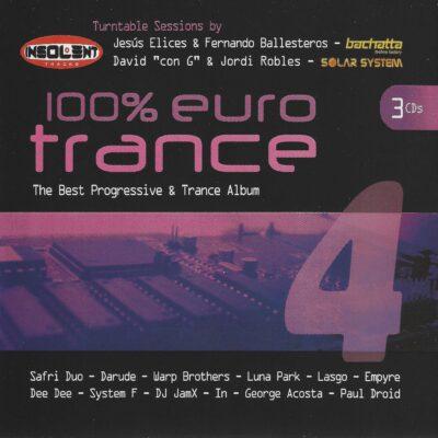 100% Eurotrance 4