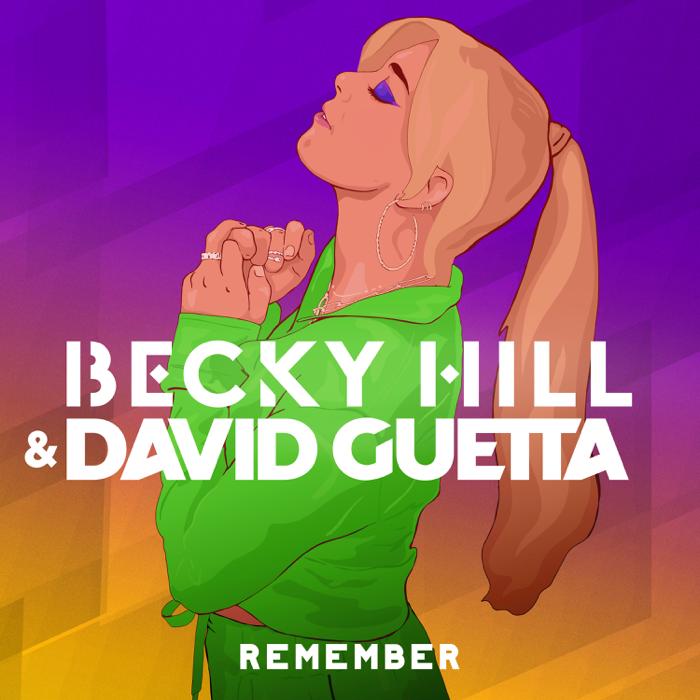Becky Hill And David Guetta – Remember