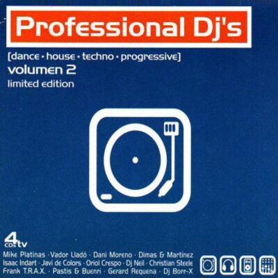 Professional DJ's Vol. 2