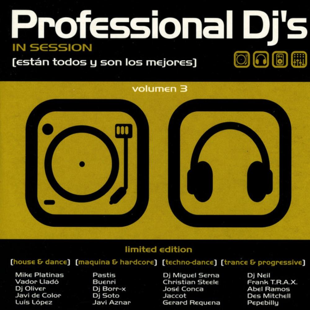 Professional DJ's Vol. 3
