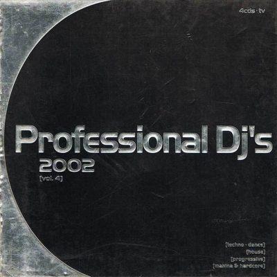 Professional DJ's Vol. 4