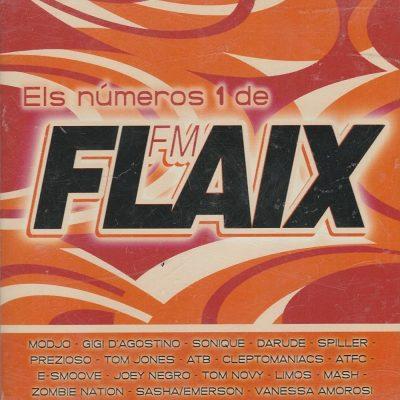 Els Nº 1 De Flaix FM 2001