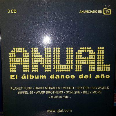 Anual El Álbum Dance Del Año 2001