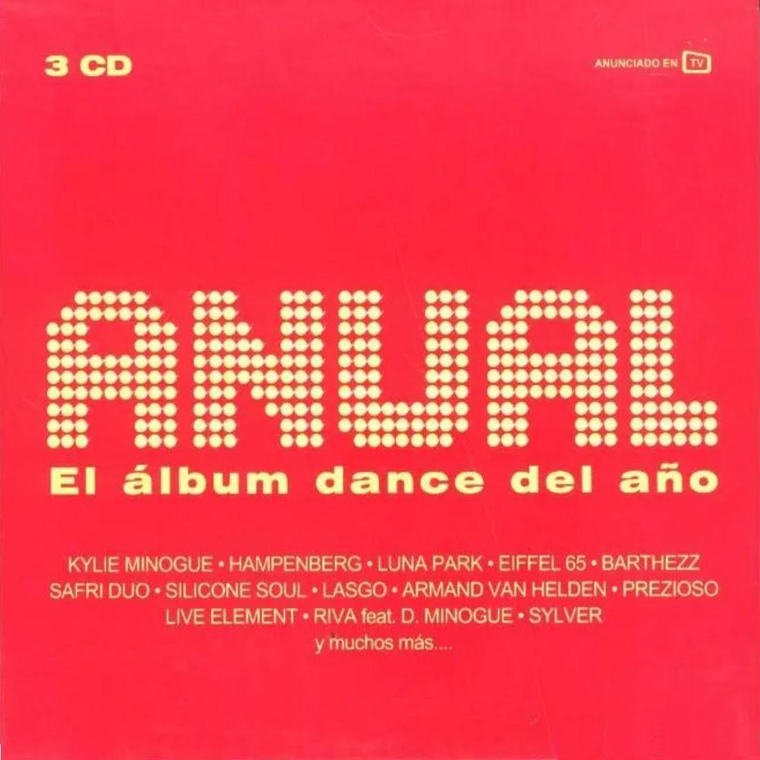 Anual El Álbum Dance Del Año 2002