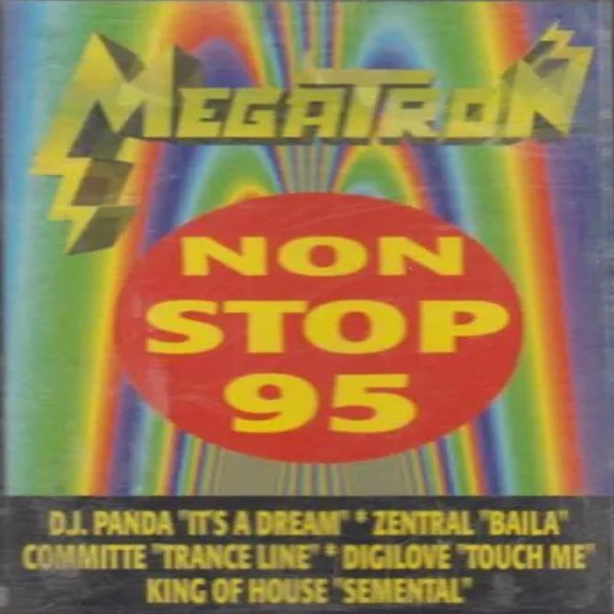 Megatron Non Stop 95