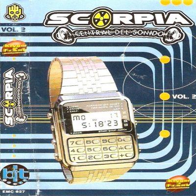 Scorpia Central del Sonido – Vol. 2