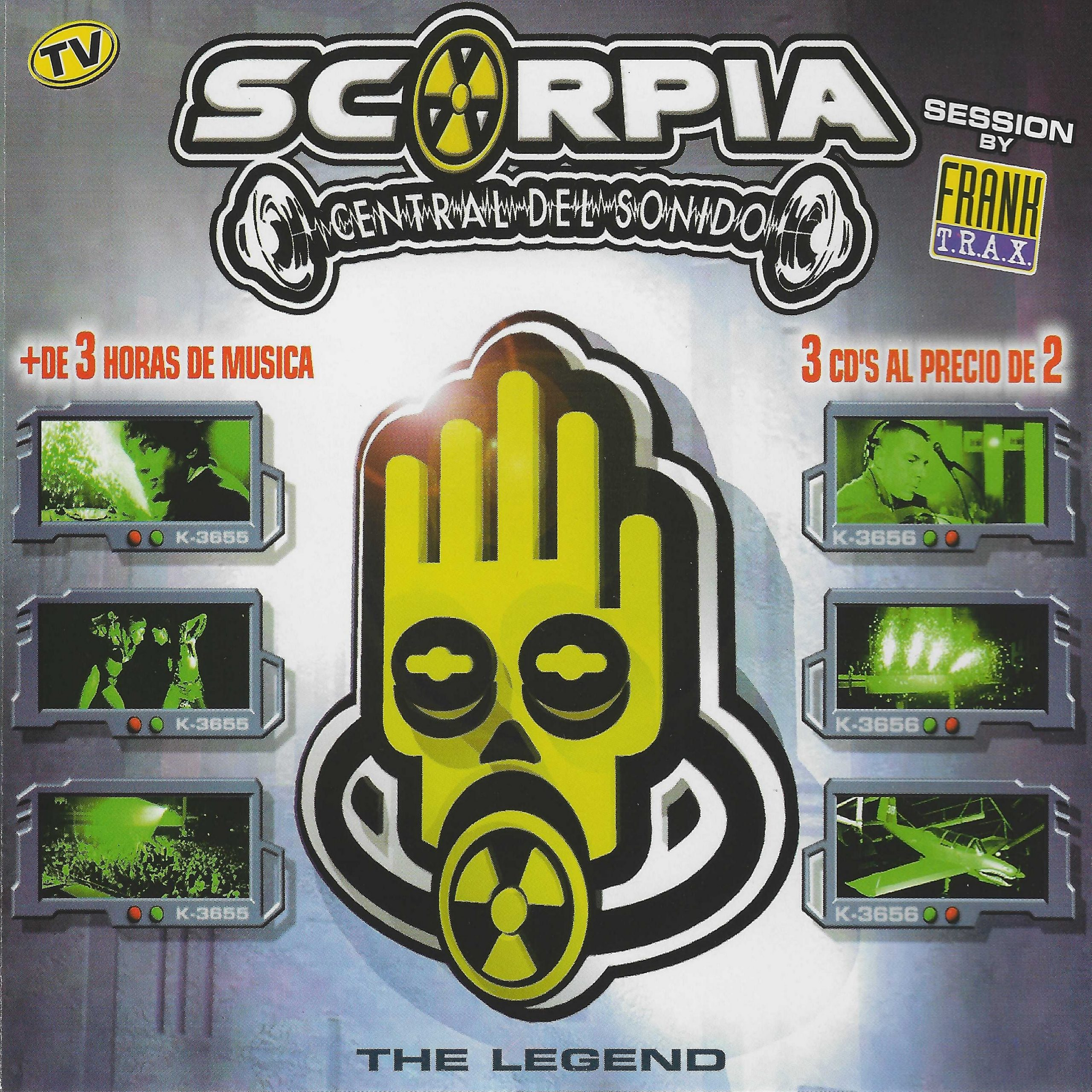 Scorpia – The Legend